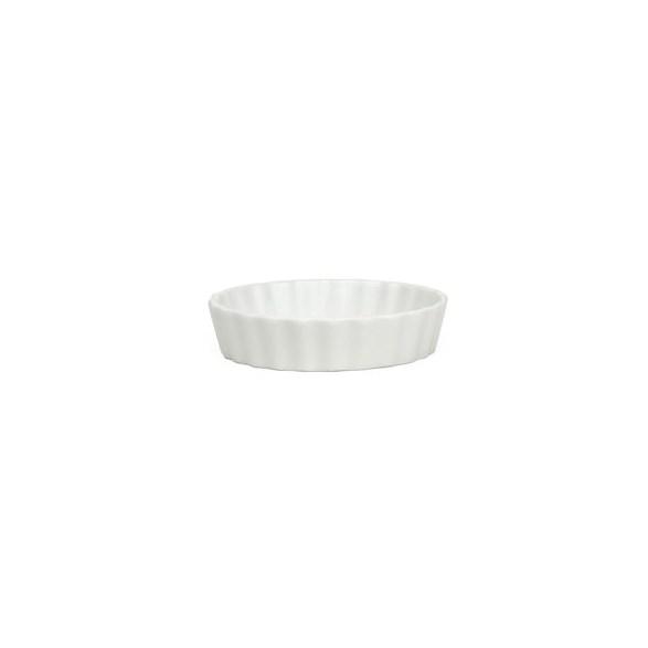 Exxent Ramekin Ø 9,5 cm, Förstärkt benporslin, 12 st