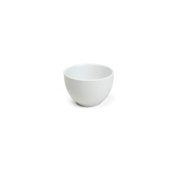 Exxent Skål Ø 8,5 cm Vit, Fältspatporslin, 6 st