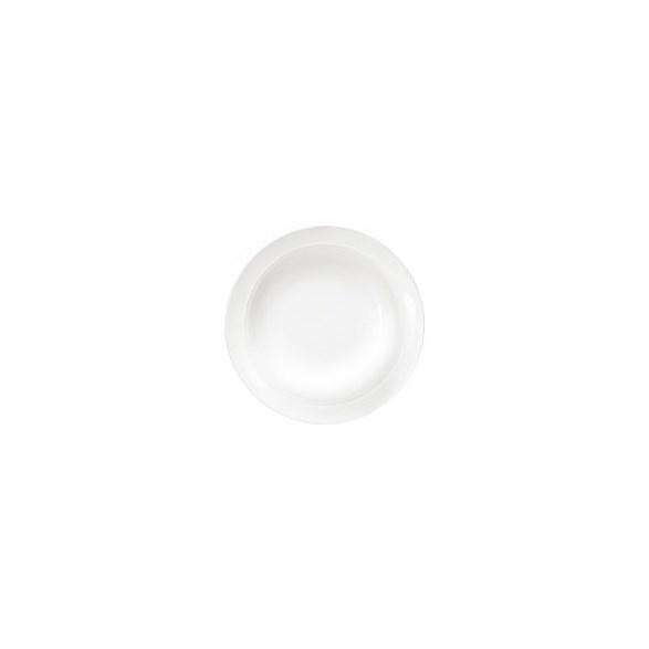 BBM Tallrik djup Ø 16 cm Duro, Förstärkt benporslin, 6 st