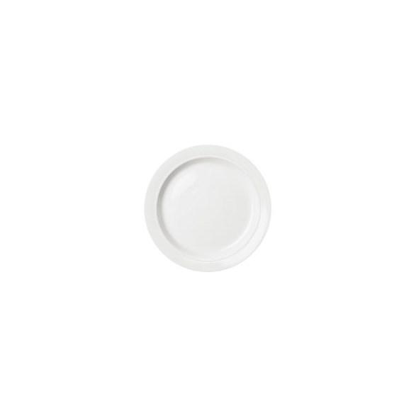 BBM Tallrik flat Ø 17,5 cm Duro, Förstärkt benporslin, 6 st