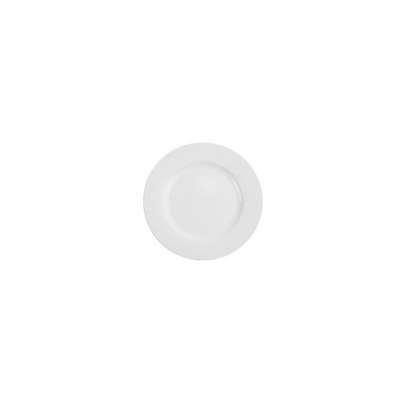 Exxent Tallrik flat Ø 31 cm Victoria, Förstärkt benporslin, 3 st
