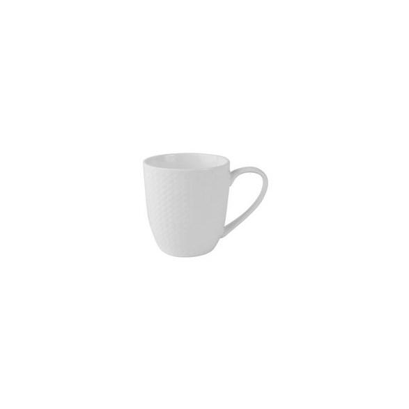 Exxent Kaffekopp 17 cl Victoria, Förstärkt benporslin, 6 st