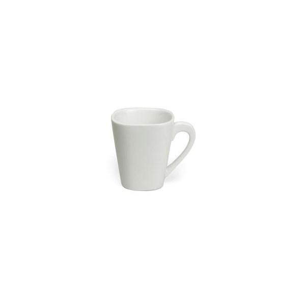 Exxent Kaffekopp 22 cl Madrid, Förstärkt benporslin, 6 st