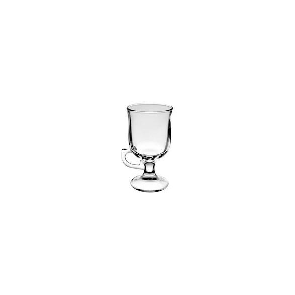 Merx Team Irish Coffee glas 24 cl, Härdat glas, 24 st