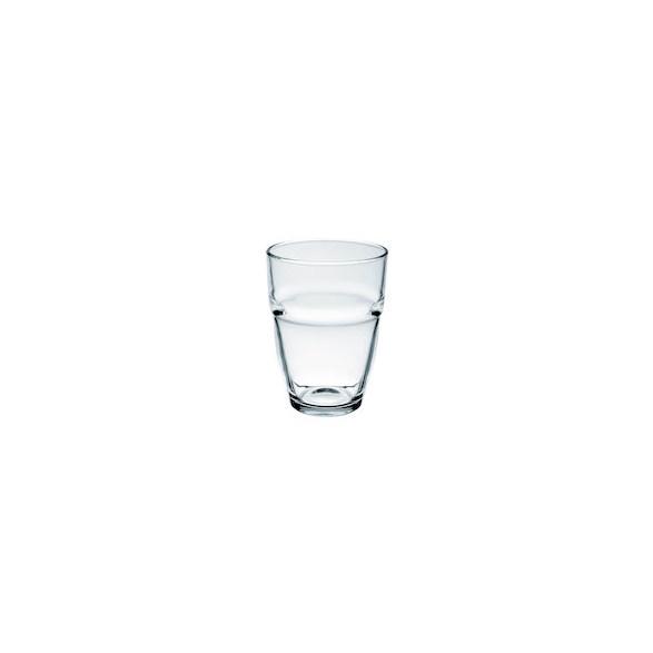 Merx Team Dricksglas 26,5 cl Forum, Härdat glas, stapelbar, 6 st