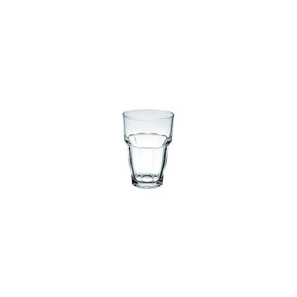 Merx Team Drinkglas 37 cl Rock Bar, Härdat glas, stapelbar, 24 st