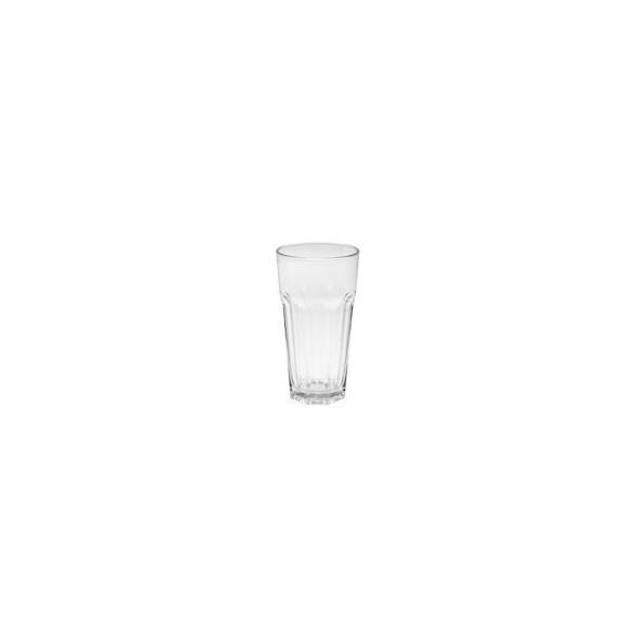 Merx Team Drinkglas 36,5 cl America, Härdat glas, stapelbar, 48 st