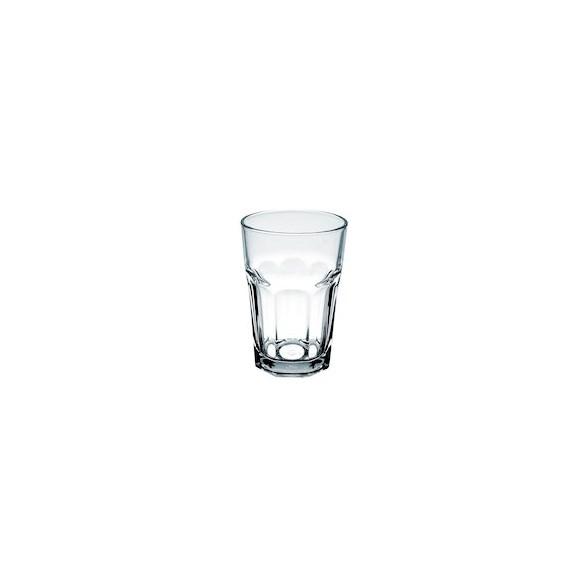 Merx Team Drinkglas 36 cl America, Härdat glas, stapelbar, 12 st