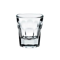 Merx Team Snapsglas 3,5 cl America, Härdat glas, stapelbar, 12 st