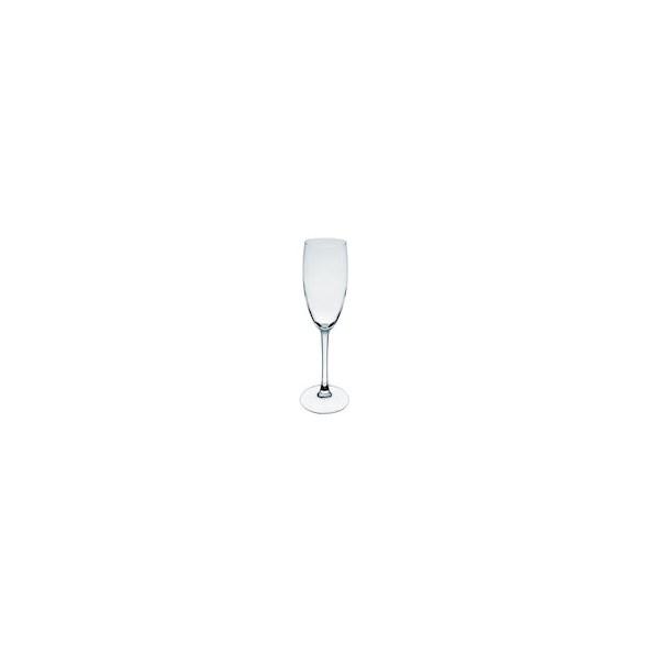 Merx Team Champagneglas 16 cl Tulipe, Öppning Ø 5 cm, Krysta glas, 24 st