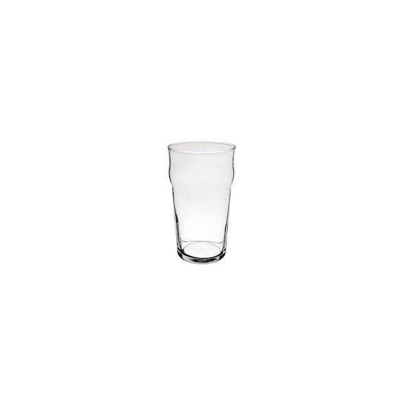 Merx Team Ölglas 57 cl Nonic, Härdat glas, stapelbar, 48 st