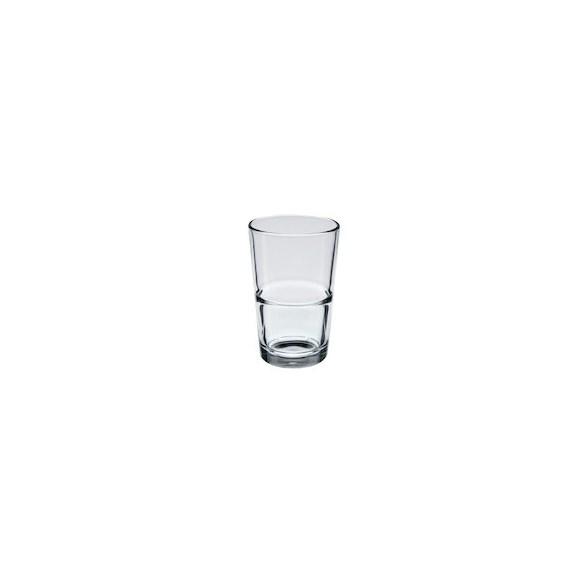 Merx Team Dricksglas 29 cl Stack Up, Härdat glas, stapelbar, 24 st