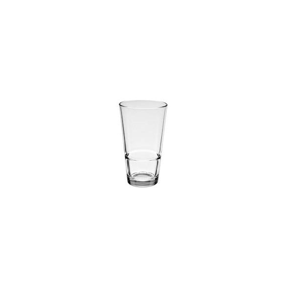 Merx Team Drinkglas 47 cl Stack Up, Härdat glas, stapelbar, 24 st