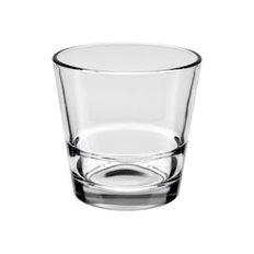 Merx Team Whiskyglas 21 cl Stack Up, Härdat glas, stapelbar, 24 st