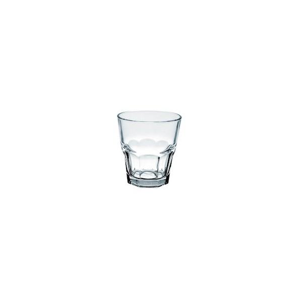 Merx Team Whiskyglas 20 cl America, Härdat glas, stapelbar, 12 st