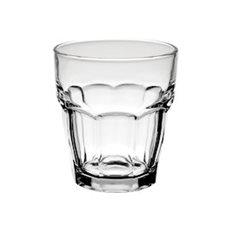 Merx Team Snapsglas 7 cl Rock Bar, Härdat glas, stapelbar, 54 st