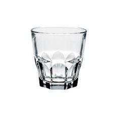 Merx Team Whiskyglas 20 cl Granity, Härdat glas, stapelbar, 24 st