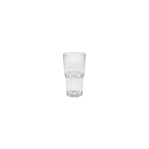 Merx Team Drinkglas 31 cl Granity, Härdat glas, stapelbar, 24 st