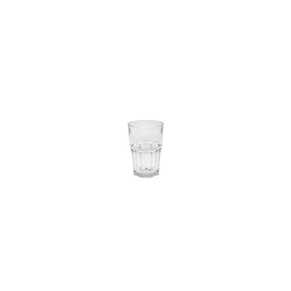 Merx Team Drinkglas 42 cl Granity, Härdat glas, stapelbar, 6 st