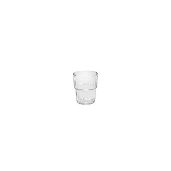Merx Team Dricksglas 20 cl Norvege, Härdat glas, stapelbar, 72 st