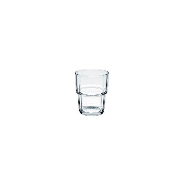 Merx Team Dricksglas 25 cl Norvege, Härdat glas, stapelbar, 6 st