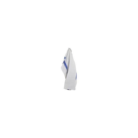 Exxent Kökshandduk med blå ränder, Bomull/lin, 6 st