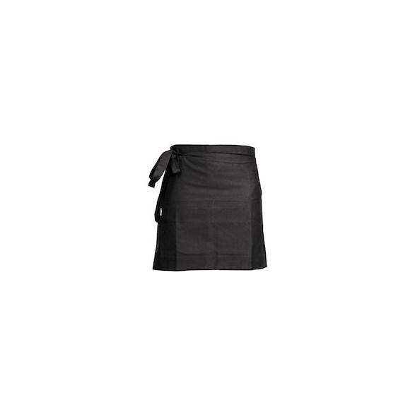 Exxent Midjeförkläde, kort. Med ficka, 100% bomull ÖKO TEX