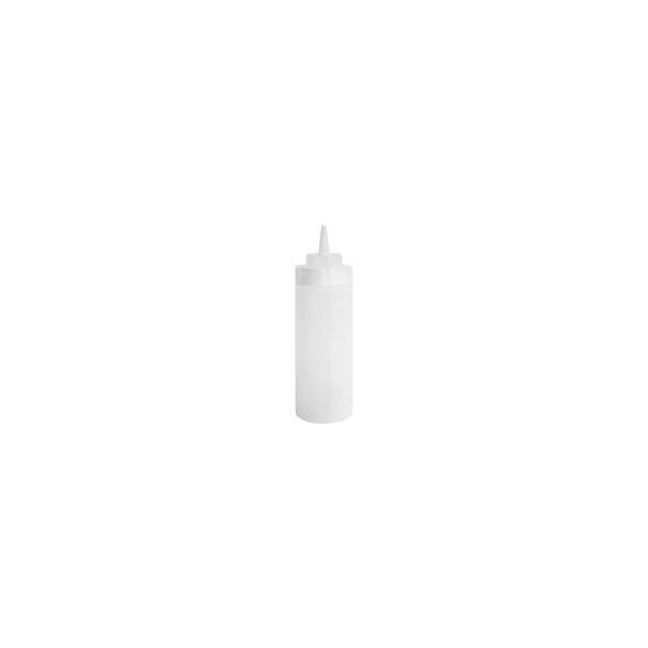 BBM Dressingflaska 0,23 L transparent, polyeten/polypropen