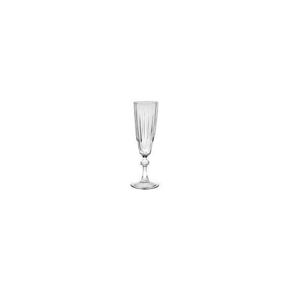 Merx Team Champagneglas 17 cl Diamond, , 12 st