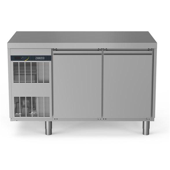 Zanussi Kylbänk 2 Dörrar, Kompressor, -2+10°C, 290L