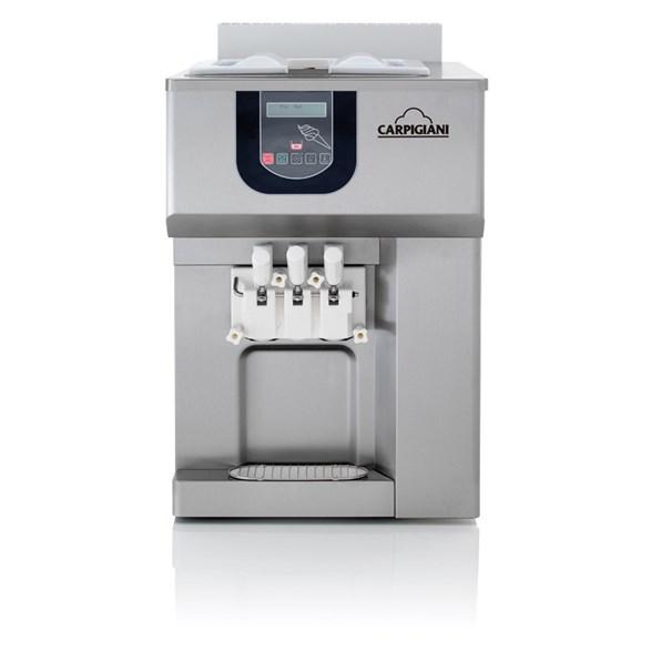Carpigiani Mjukglassmaskin 193 P/SP, 2 smaker + mix, 4,7kW, Vattenkyld