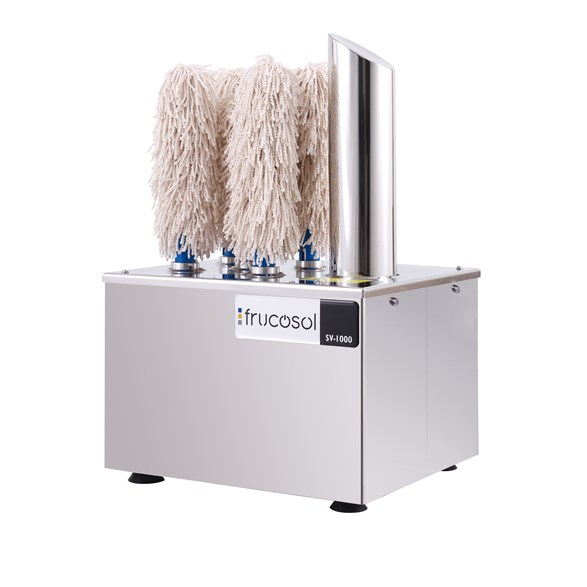 Frucosol Glaspoleringsmaskin SV1000