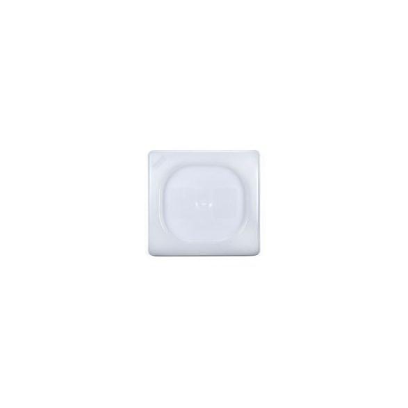 Exxent GN lock 1/6, Tätslutande lock i polypropylen