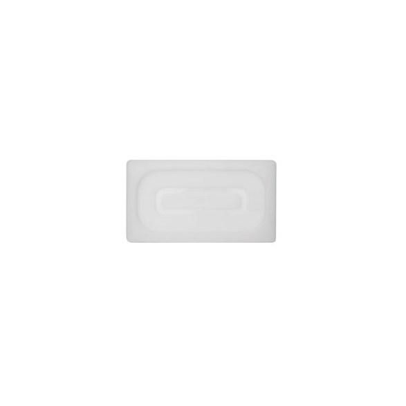Exxent GN lock 1/3, Tätslutande lock i polypropylen