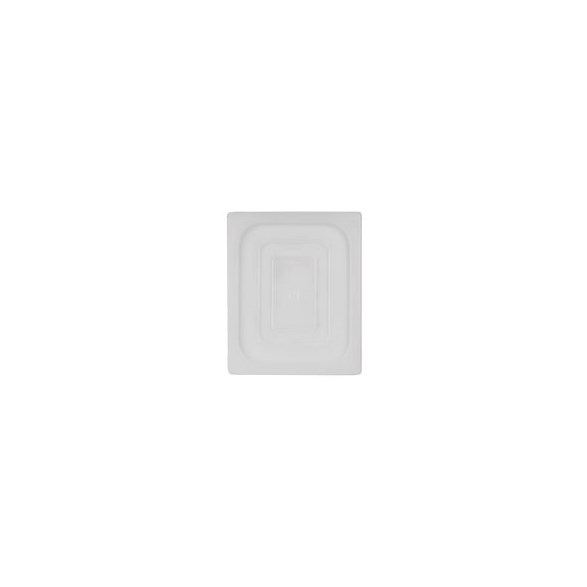 Exxent GN lock 1/2, Tätslutande lock i polypropylen