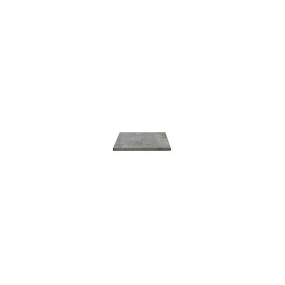 Xirbi Bordsskiva 60x60, Concrete