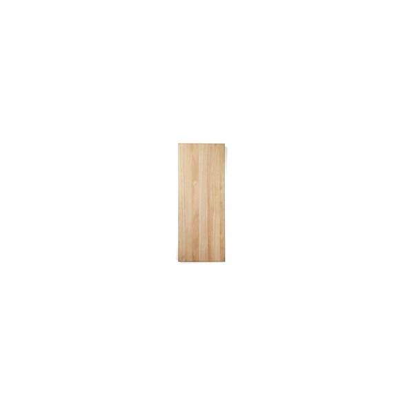 Exxent Huggbräda 75x30 cm, Gummiträ