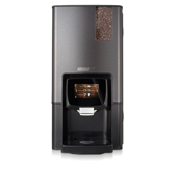 Bonamat Kaffemaskin Sego 12, Kvarn, Bönor, Instant, 25 serv.
