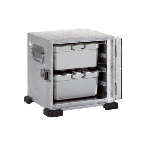 SDX Neutral box 4 x GN 1/2, Neutral box