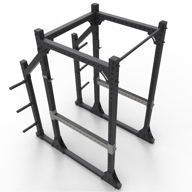 Eleiko XF 80 Power Rack - Black, Power rack