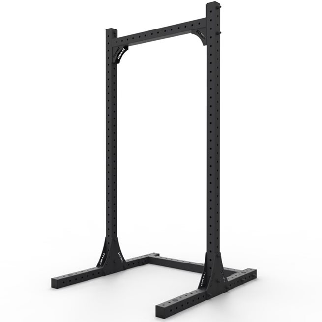 Eleiko XF 80 Half Rack With Crossbar, Power rack