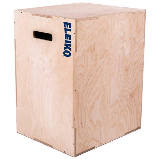 Eleiko Eleiko Plyo Box Puzzle 3 in 1