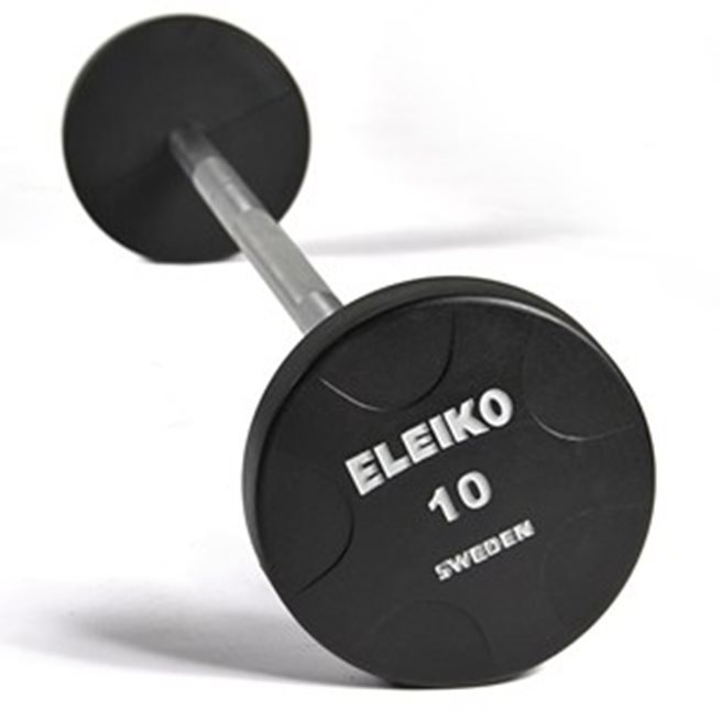 Eleiko Vulcano School Barbell - 10 kg
