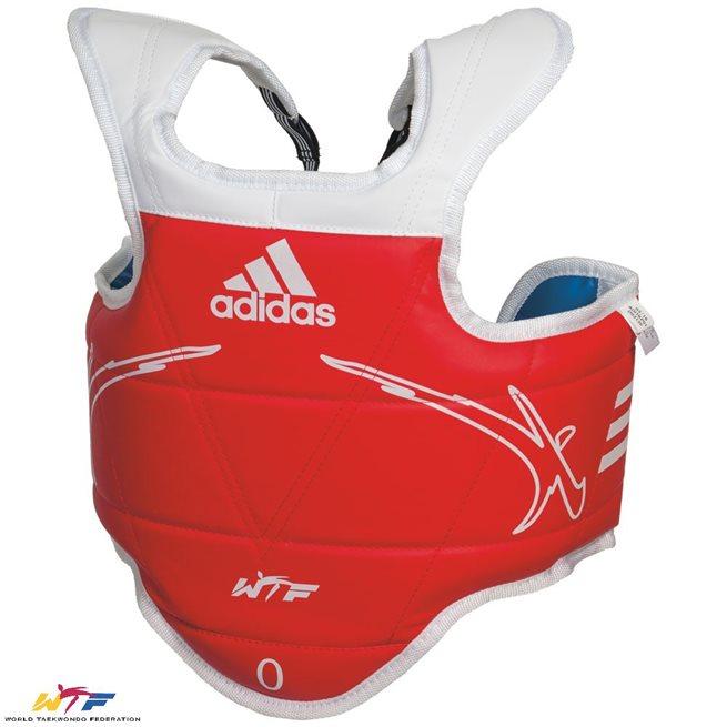Adidas WTF Vändbar Kampväst För Barn, Kampsportskydd