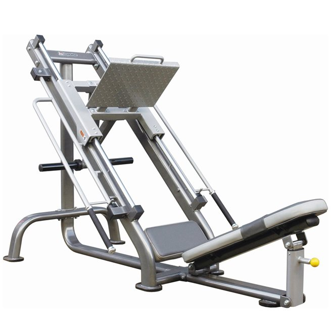 Impulse 45 Leg Press, Styrkemaskin Ben