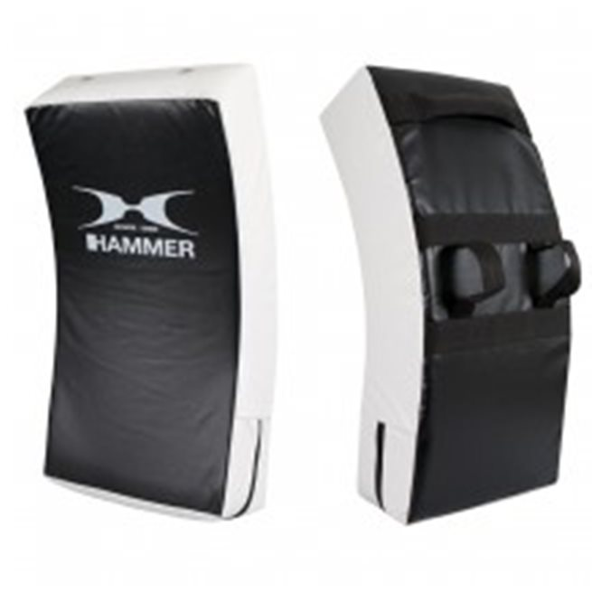 Hammer Boxing Curved Forearm shield PVC