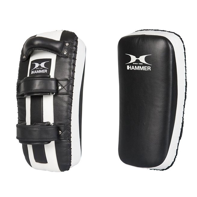 Hammer Boxing Hammer Curved Leather Thai pad - Par