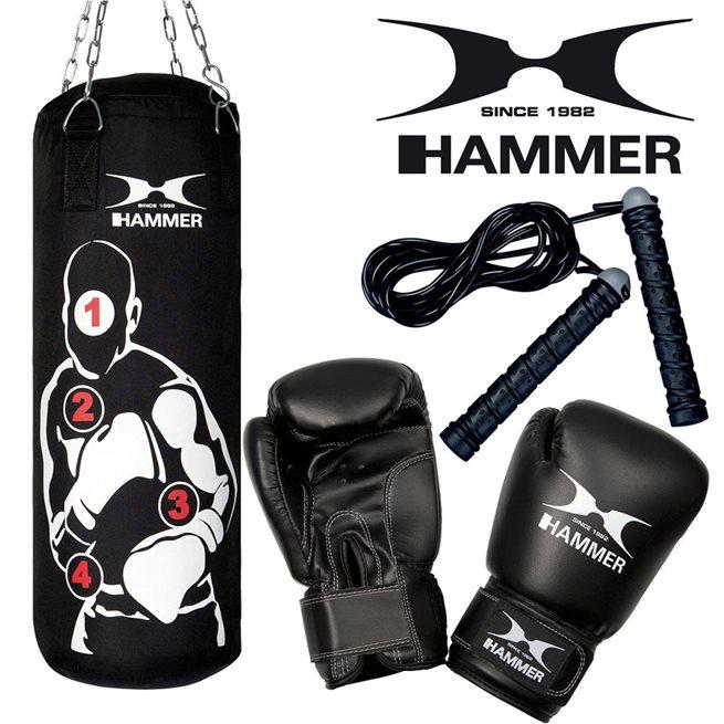 Hammer Boxing Set Sparring Pro