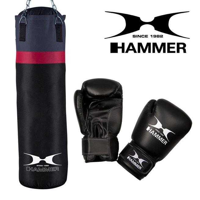 Hammer Boxing Set Cobra