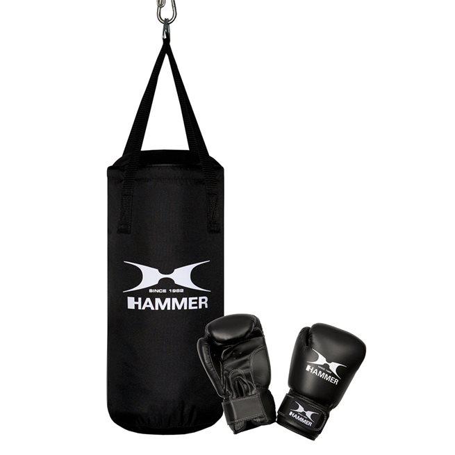 Hammer Boxing Hammer Boxing Set Junior Inkl. 6 oz hansker